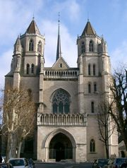 Cathedral at Dijon