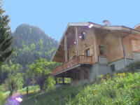 Summer chalet ,Rhone alps for your french gite holiday