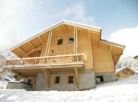 ski chalet,Rhone-alps for your winter french gite holiday