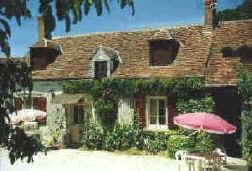 2 bedroom cottage,loire valley.
